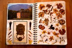 Jonathan Harris . Sketchbooks