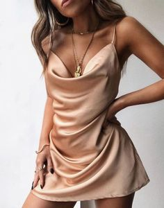 Sleeveless Homecoming Dresses Sexy Party Dress Prom Dresses 2019 The style destination for trendsetters worldwide! Fans covet the popular Lulus label, emerging designer mix, and favorite go-to brands! Sexy Party Dress, Sexy Dresses, Cute Dresses, Short Dresses, Party Dresses, Elegant Dresses, Formal Dresses, Silk Short Dress, Satin Dresses