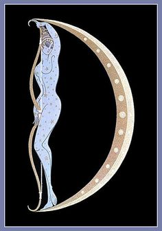 I came across these beautiful art deco illustrations by famed artist Erte and absolutely had to share with all of you. Art Nouveau, Inspiration Art, Art Inspo, Vintage Poster, Vintage Art, Art Deco Illustration, Illustrations, Moda Art Deco, Erte Art
