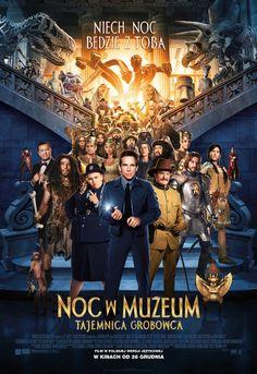 Noc w muzeum: Tajemnica grobowca (2014) - Filmweb