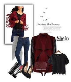 """""""SheIn III"""" by almma-karic ❤ liked on Polyvore featuring MICHAEL Michael Kors, Marc Jacobs and shein"""