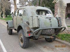 1957 Volvo Military 4x4