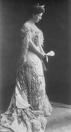 Her Imperial Highness Grand Duchess Maria Georgievna of Russia (1876-1940) née Her Royal Highness Princess Maria of Greece and Denmark
