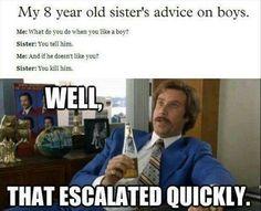 Lol gotta love lil kids
