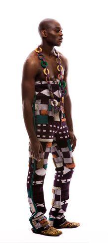 African Prints in Fashion: Prints of the Week: Fela Collection by Buki Akib