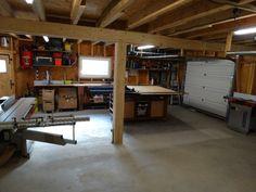 L'atelier 1053 se trouve dans mon garage que j'optimise au quotidien c'est un garage que j'ai fabriqué de mes propres mains avec ma petite femme. D'ailleurs non avons rénové la maison entièrement, nous...