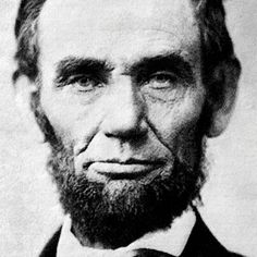 The chinstrap beard was part of the signature look of Abraham Lincoln, who famously grew out his facial hair at the request of 11-year-old Grace Bedell.