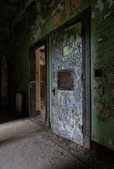 Silent Scream; Norwich State Hospital © opacity.us