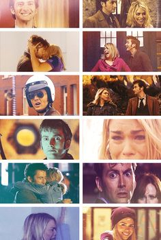 The Doctor, in the TARDIS, with Rose Tyler, as it should be Doctor Who Meme, Rose And The Doctor, Martha Jones, 3 Gif, 10th Doctor, Rose Tyler, Torchwood, Geronimo, Bad Wolf