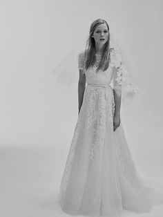 CR Fashion Book - ELIE SAAB UNVEILS BRIDAL LINE