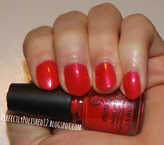 "PerfectlyPolished12: China Glaze's ""Son Of A Nutcracker"""