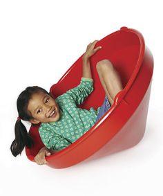 Look at this #zulilyfind! Red Jumbo Top #zulilyfinds So fun!