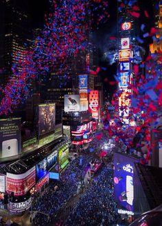 New Years in NY!
