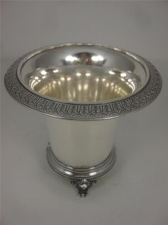 """Cluny by Christofle Silverplate Place Soup Spoon 6 3//4/"""""""