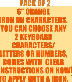 Cmo ganar dinero con tu blog blogdeviajes travleblogging 199 gbp pack of 2 x 6 orange iron on characters letters fandeluxe Image collections