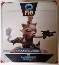 ROCKET AND GROOT Q FIG GUARDIANS OF...