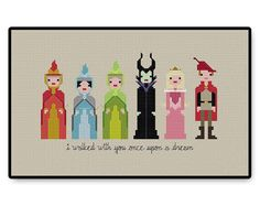 21 Cross Stitch Patterns Every Disney Fan Will Want To Try