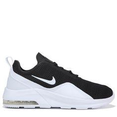 acb2ade5c Nike Women s Air Max Motion 2 Sneakers (Black White)