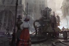 Steampunk visions. - Album on Imgur