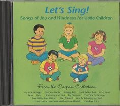 Lets Sing! songs for grace and courtesy, from Mec Materials