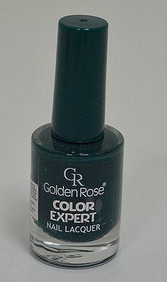 Тъмнозелен, пастелен лак за нокти. Дълготраен с блясък и наситен цвят. Широката четка обхваща цялата нокътна плочка и прави нанасянето много лесно, само с едно движение.