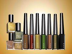 RMKの秋冬コスメ、ゴールドの輝きに満ちたアイシャドウ&アイライナー - 新色リップ&ネイルも | ニュース - ファッションプレス
