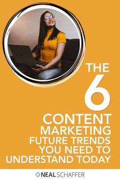 These are the 6 content marketing future trends you need to understand if you want your content to rank in search engines and you want to generate traffic. Marketing Tactics, Content Marketing, Online Marketing, Social Media Marketing, Business Stories, Business Pages, Social Business, Facebook Business, Twitter Tips
