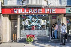 Village Pie | GREEKTOWN: 377 Danforth Ave. | Greek pies + coffee shop | BlogTO