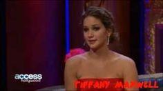 Jennifer Lawrence Is Hilarious Compilation - Part 4 - #funny #JenniferLawrence