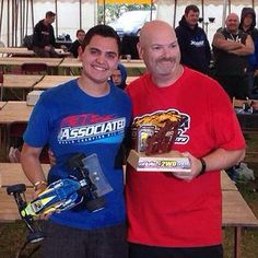 Jemison claims 2WD oOple Invernational win with his RC10B5M