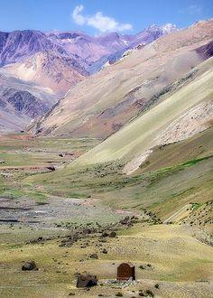 Las Cuevas - Mendoza - Argentina by David