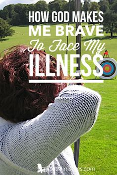 LIVING WITH DAILY CHRONIC PAIN TAKES GREAT COURAGE. Some may wonder why... What choice does one have after all? One has the choice to get up ... Or not. To pursue relationships ... Or close down. To seek joy ... or sit in bitterness. thankfully we have God's strength to choose bravery. #chronicillness
