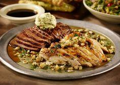 Garlic Chicken & Tri Tip $10.99