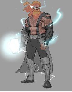 Superhero Characters, Dnd Characters, Fantasy Characters, Viking Character, Character Art, Loki, Thor, Marvel Tribute, Graphic Novel Art