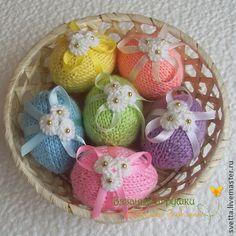 Декоративные пасхальные яйца. Декоративные яйца - пасхальные сувениры.    Указана стоимость одного яйца.