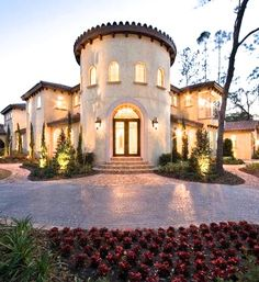 I THINK WE COULD TAKE CARE OF EVERYONE WITH THIS HOUSE :-)