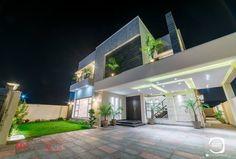 Modern House Design | By Mazhar Muneer - 1 Kanal House |