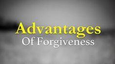 The Advantages of Forgiveness - God's Message Today Say Im Sorry, God Forgives, Gods Promises, Forgiving Yourself, Im Happy, Heavenly Father, You Are The Father, When Someone, We The People