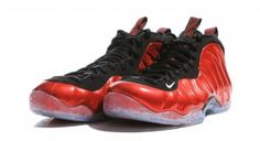Nike Air Foamposite One Metallic Red - after a lot of forums and wide talks, finally, the Nike Air Foamposite One Metallic Red was released on the market recently on the 4th of February. The buzz from a lot of Foamposite fans made this edition happen. But like the other Foamposites, the retail price