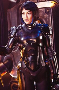 Mako Mori in Pacific Rim,I love this movie for so many reasons