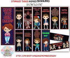 STRANGER THINGS Stranger Things Bookmark Stranger Things