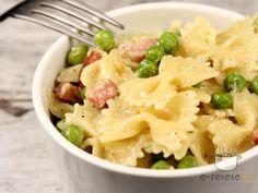 Paste cu mazare si costita Pasta, Potato Salad, Macaroni And Cheese, Cooking Recipes, Ethnic Recipes, Food, Mac Cheese, Chef Recipes, Mac And Cheese