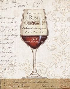 Wine by the Glass I