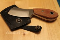 Yes you can! It's not that difficult and it'sa lot of fun too. With a few tips you can make a knife out of a file and be totally satisfied with the end result. For my first homemade knife…