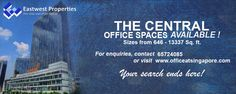 Check out the details @officeatsingapore.com Space Available, Weather, Spaces, Check, Weather Crafts