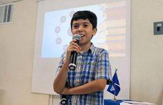 Luis Roberto  Ramirez Álvarez tiene 11 años y cursa la carrera de Ingeniero en Física Cuantica en Harvard