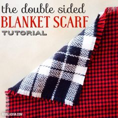 DIY Double Sided Blanket Scarf Tutorial DIY Double Sided Blanket Scarf Tutorial Source by eeellodee Sewing Scarves, Sewing Clothes, Diy Clothes, Knit Scarves, Sewing Patterns Free, Sewing Tutorials, Sewing Projects, Sewing Tips, Clothing Patterns