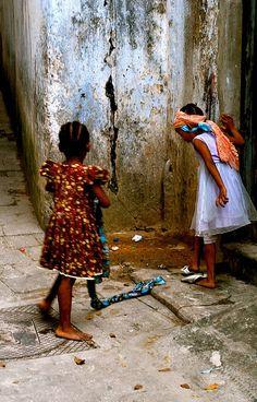 Stonetown, Zanzibar, Tanzania.