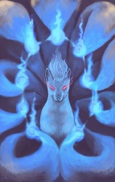 I think ninetails is using will-o-wisp