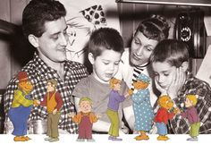 """We were so saddened to hear of the death of Jan Berenstain, co-creator of the """"Berenstain Bears"""" books for children. In her memory, here is an interview we did with her son, Michael, in which he shared many of his memories of growing up in the """"Bear Family."""""""